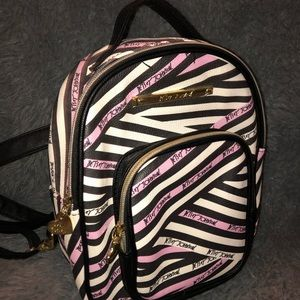 Betsey Johnson mini backpack